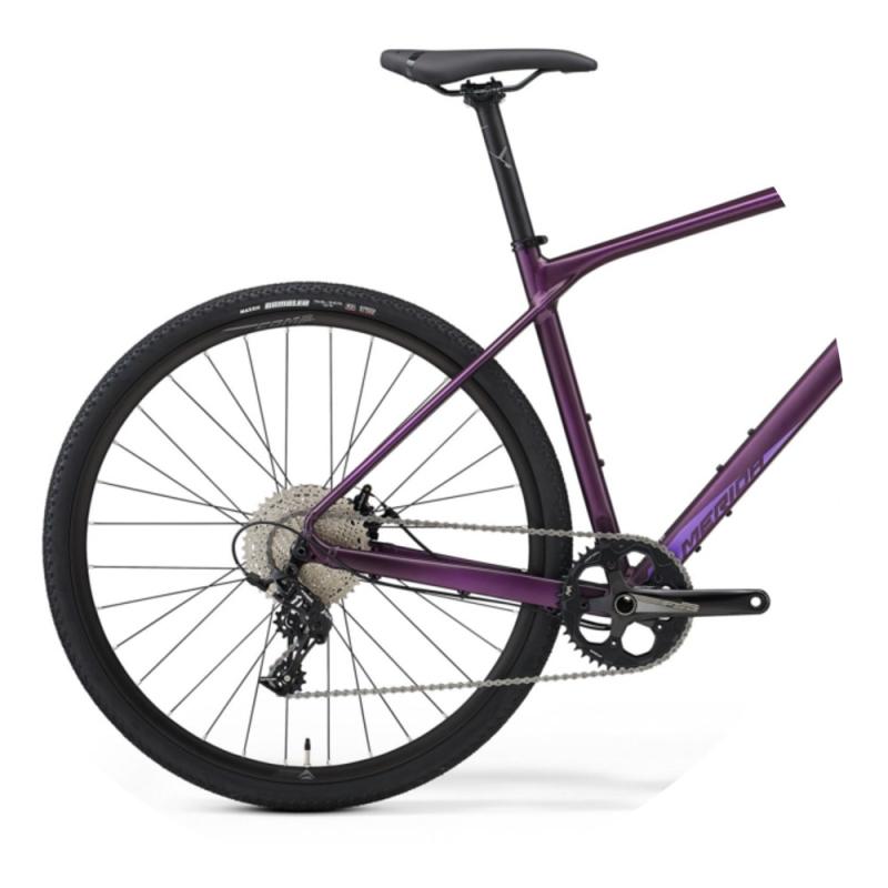 Merida Silex 300 Rower gravelowy purple