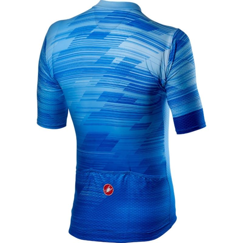Koszulka Castelli Rapido Niebieska