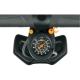 SKS Airworx 10.0 Pompka podłogowa pomarańczowa