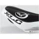 XLC SA S07 Sportline Siodełko ATB/MTB młodzieżowe biało czarne