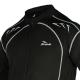 Rogelli Treviso Bluza rowerowa czarna