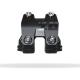 PRO Tharsis 9.8 Mostek wspornik kierownicy 31,8mm 0st. czarny