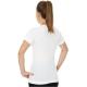 Brubeck 3D Run PRO Koszulka damska z krótkim rękawem biała
