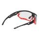 Rudy Project Fotonyk ImpactX Photochromic 2 Okulary Sportowe Matte Black Red