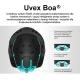 Uvex P2us WL Kask narciarski damski snowboard white-prosecco mat