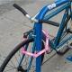 Abus Bordo Lite 6055 Zapięcie rowerowe składane czerwone