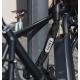 Abus Catena 6806 75cm Zapięcie do roweru łańcuch z zamkiem neon blue