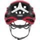 Abus AirBreaker Kask rowerowy szosowy blaze red