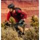 Abus MountK Kask rowerowy MTB snow white
