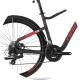 Haibike SEET HardSeven 2.5 Street Rower Hardtail 27.5 Shimano Tourney 3x7 2019