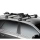 Thule ProRide 598 Zestaw bagażników uchwytów rowerowych na dach za ramę czarny