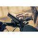 SKS COMPIT Uchwyt rowerowy do smartfona czarny