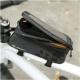 SKS Traveller Smart Torba rowerowa na ramę czarna 1,35L