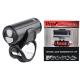 ProX Pictor SET Zestaw lampek rowerowych czarny CREE 350 Lm aku USB