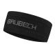 Brubeck Zestaw treningowy dla biegacza opaska + rękawiczki unisex czarny