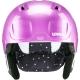 Uvex Heyya Dziecięcy kask narciarski snowboard pink confetti