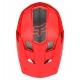 Fox Rampage Comp Kask MTB Full Face Czerwony