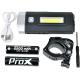 ProX Taurus Lampka przednia LED 500 Lm aku USB