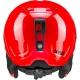 Uvex Heyya Dziecięcy kask narciarski snowboard candy red
