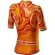 Koszulka Castelli Climber's 2.0 W Pomarańczowa