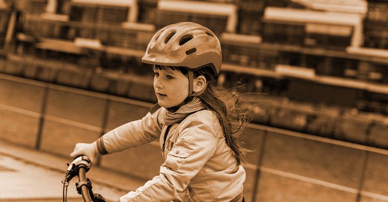 kask rowerowy dla dzieci dopasowane do wieku dziecka
