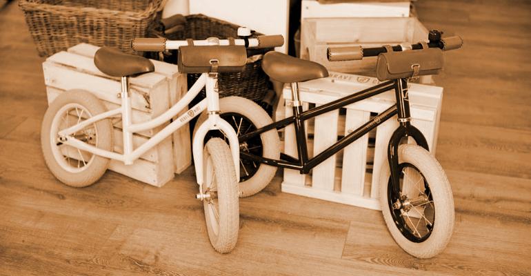 rowerek dziecięcy dostosowany do wzrostu i umiejętności dziecka