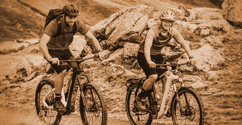 rowery elektryczne każdego typu dla wymagających rowerzystów