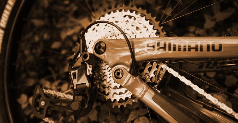 kasety, łańcuchy i wolnobiegi rowerowe