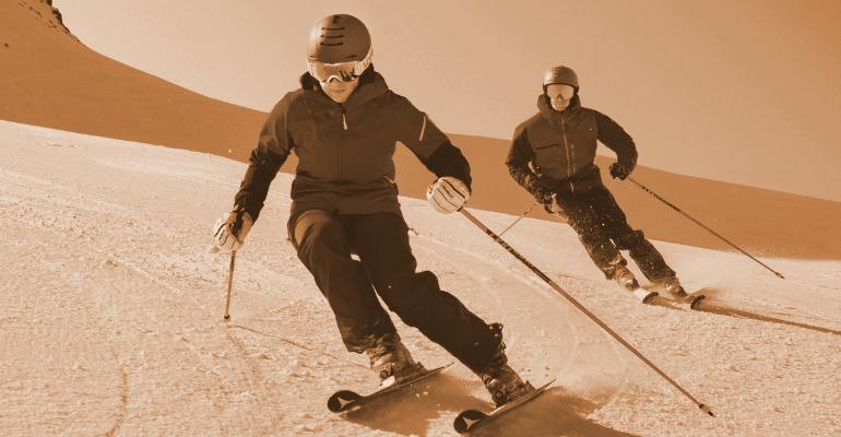sporty zimowe to świetna zabawa