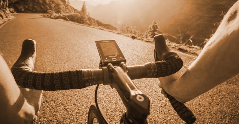 licznik rowerowy bezprzewodowy z wieloma funkcjami treningowymi