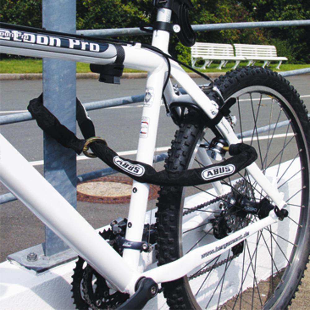 łańcuch zabezpieczający do roweru