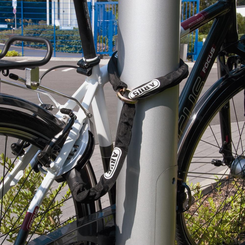 łańcuch zabezpieczenie do roweru