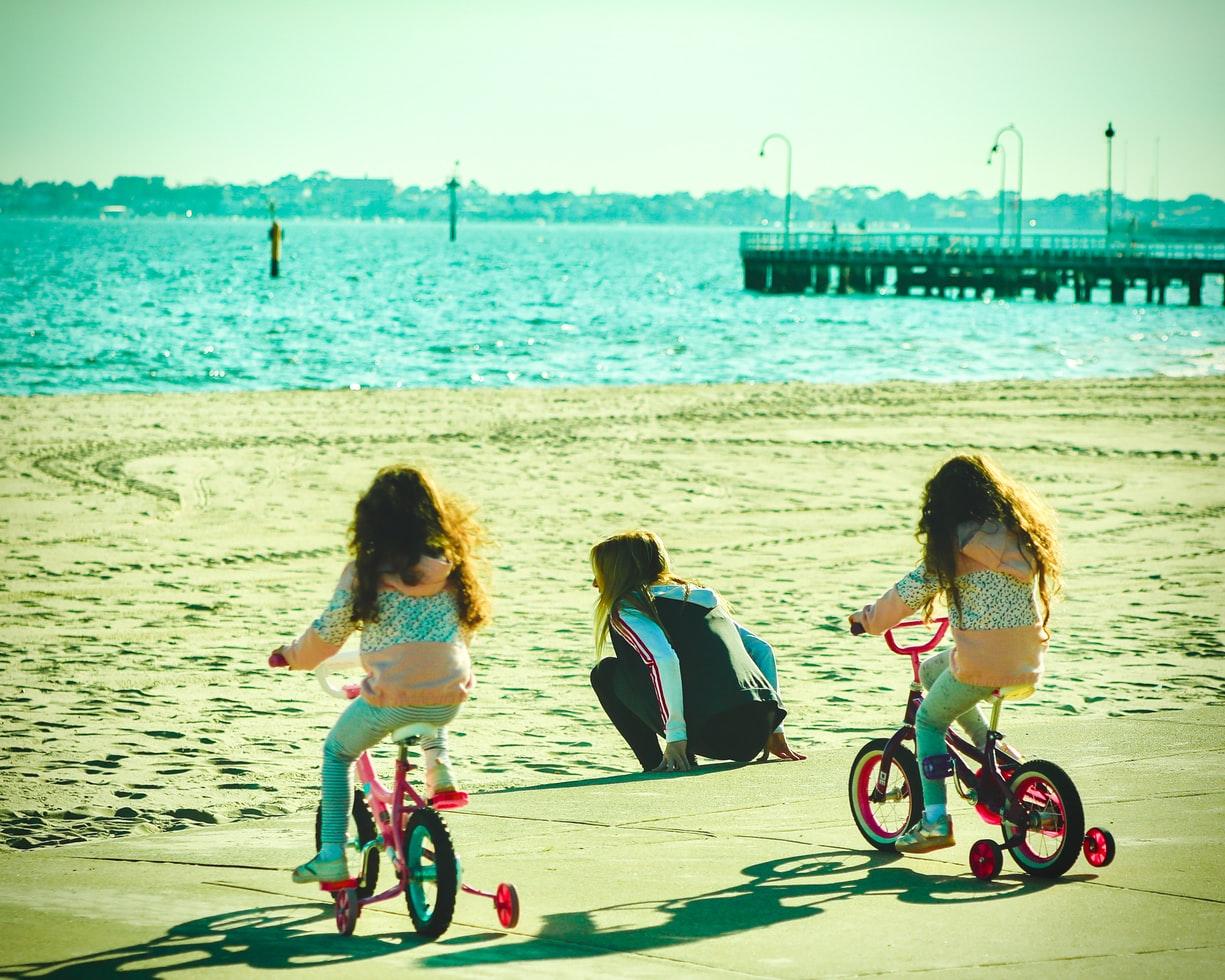 rower dla dziecka 12
