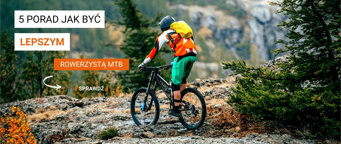 Technika jazdy na rowerze MTB