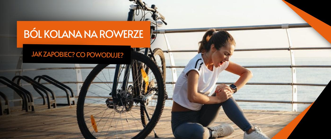 Ból kolan po rowerze - skąd się bierze?