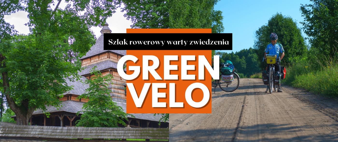 Zielona trasa rowerowa Green Velo
