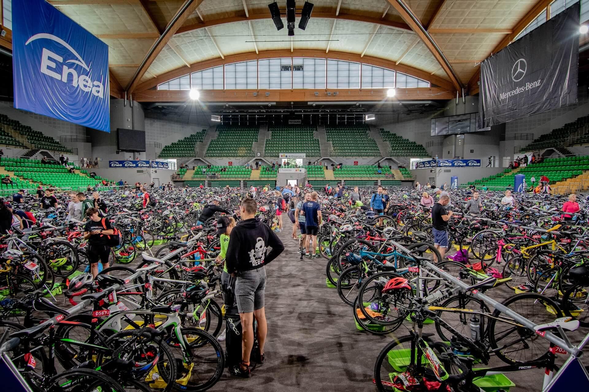Jak oszczędzić czas w strefie zmian w triathlonie?