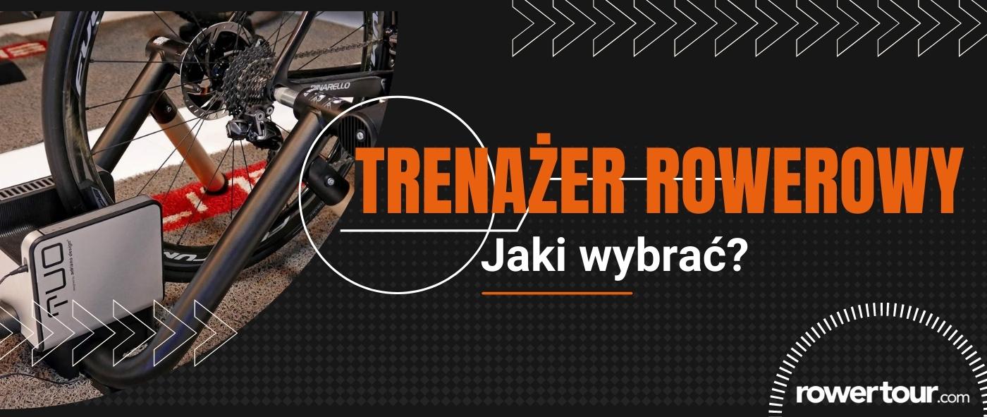 Trenażer rowerowy – jaki wybrać?