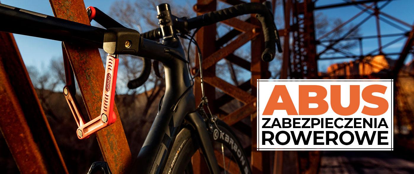 Wszystko o zabezpieczeniach rowerowych ABUS