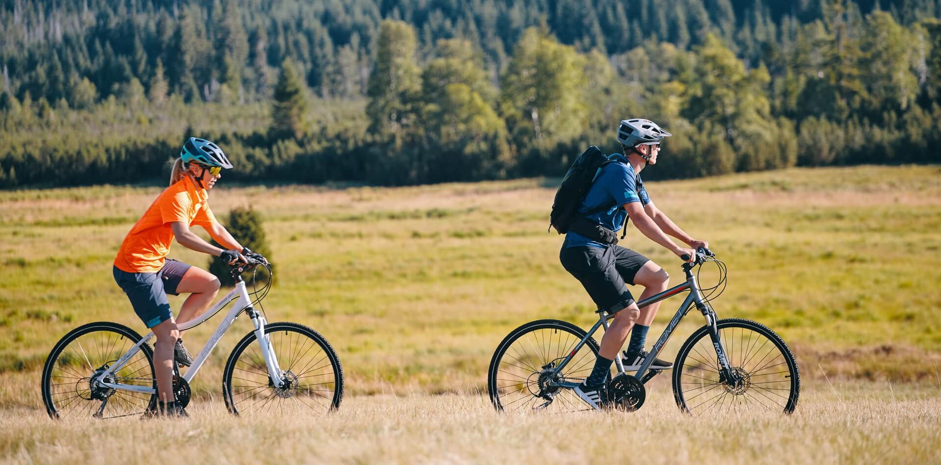 rowery crossowe marki romet