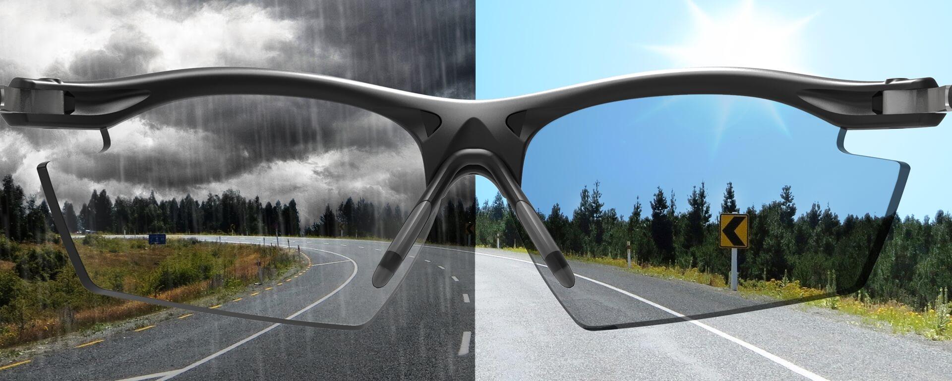 okulary rudy project soczewki dopasowujące się