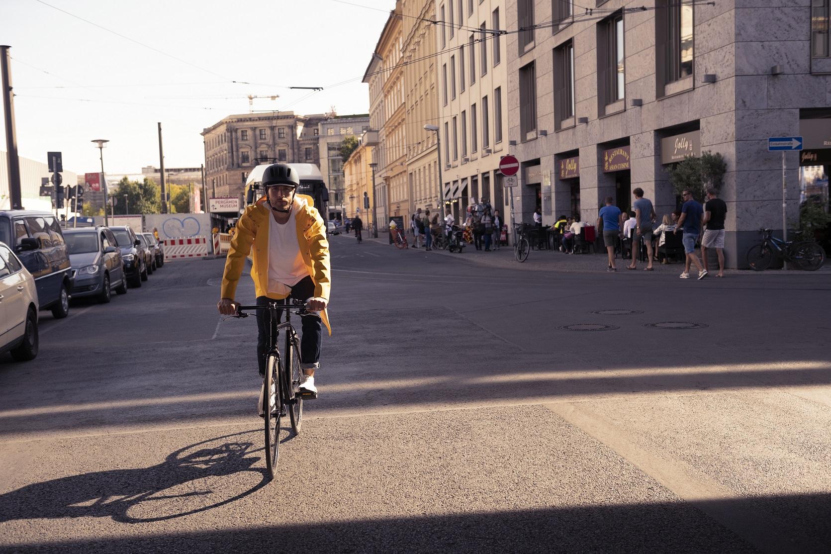 koronawirus a jazda na rowerze