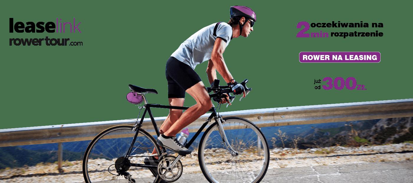 leasing roweru w sklepie internetowym rowertour.com