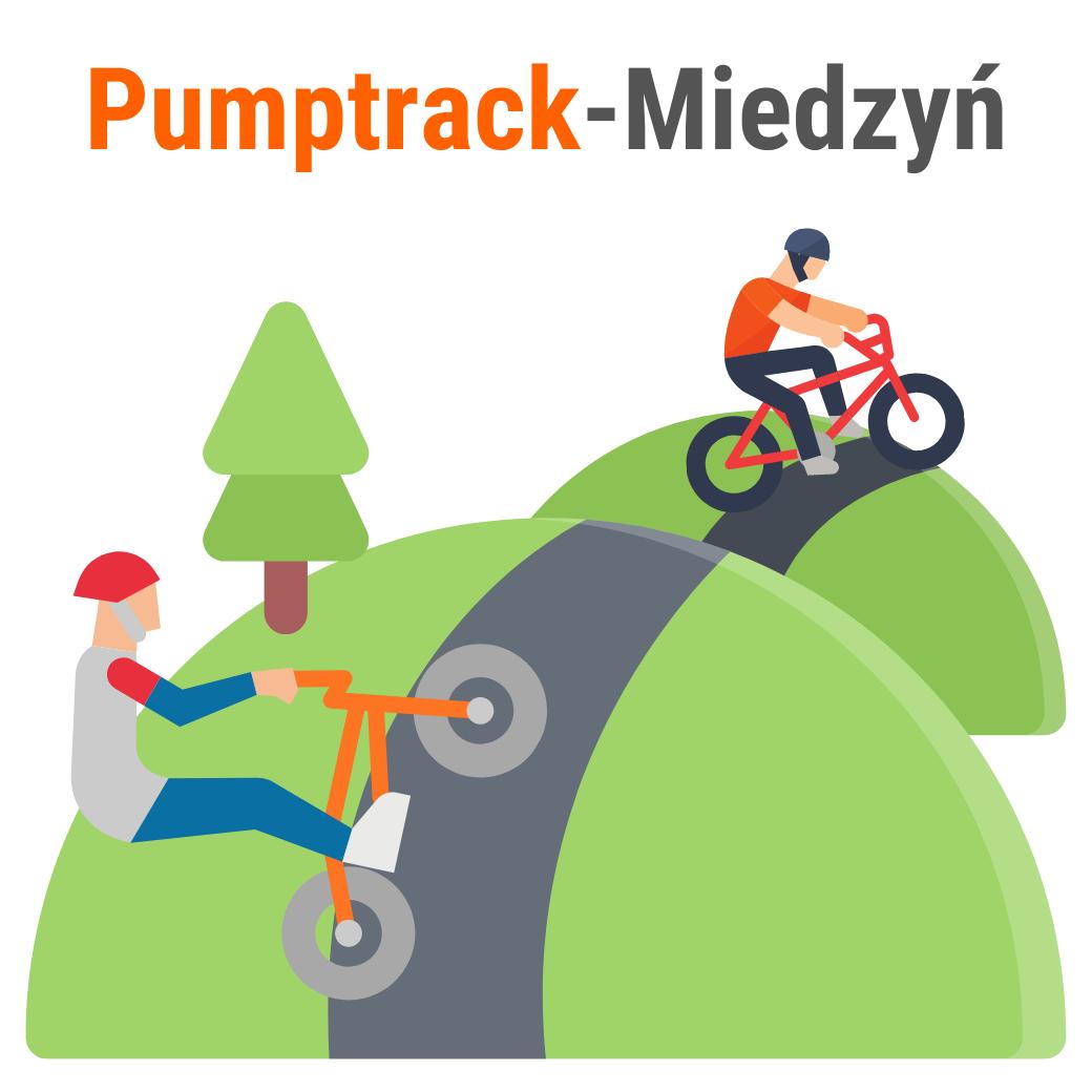 rowertour.com pumptrack Bydgoszcz miedzyń