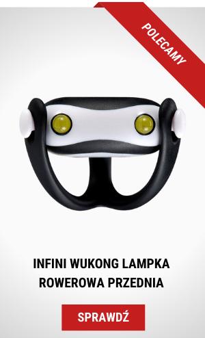 lampka ufo to ciekawy prezent rowerowy